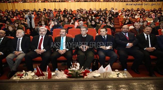 Aksaray'da 'Hikayemizin Yarım Asırlık Yerli Sesi Mustafa Kutlu' Paneli