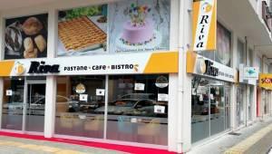 Bursa Riva pastane cafe bıstro, Bursa'nın tercihi Kalitenin adresi