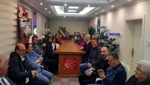 CHP AKSARAY İL YÖNETİM KURULU, ALİ ABBAS ERTÜRK BAŞKANLIĞINDA İLK TOPLANTISINI YAPTI