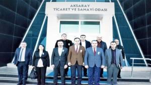 DEFTERDAR ARSLAN VERGİ HAFTASI KAPSAMINDA ATSO'DA