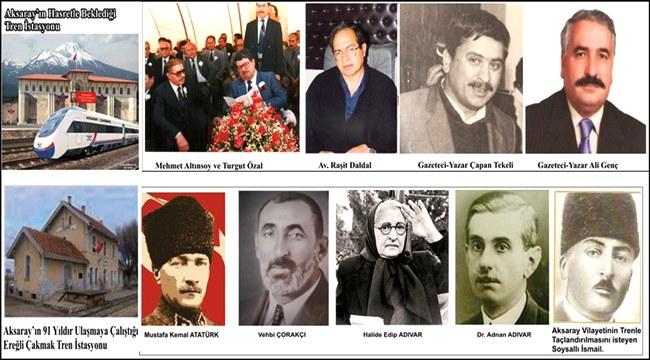 AKSARAY VİLAYETİ RESMEN 99 YAŞINDA!