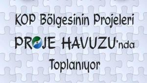 'KOP PROJE HAVUZU' BAŞVURULARI SONA ERDİ, HAVUZA 1,233 BAŞVURU YAPILDI