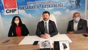 CHP İL BAŞKANI ERTÜRK 'TARİHİ CEZA EVİ BİNASI RANTA KURBAN EDİLMEMELİ'