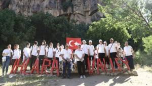Vali Hamza Aydoğdu Ihlara Vadisinde Doğa Yürüyüşüne Katıldı