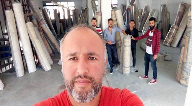 Aksaraylı kuzenler Konya'nın halısını yıkıyor!