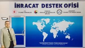 ATSO DIŞ TİCARET OFİSİ HİZMETE BAŞLADI