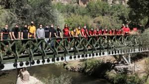 Galatasaray'ın Sultanları Ihlara'da