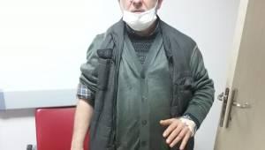 """Aksaray'da yine gazeteci darp edildi, """"Gazeteciye uyuzum""""dediler habere giden gazeteci'yi darp ettiler"""