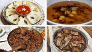 Niğde'nin Yöresel Yemekleri