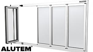 Cam Balkon Sistemleri Fiyatları ve Çeşitleri Sizler İçin Alutem'de