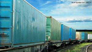 Demir yolu ile ihracat yüzde 33 arttı