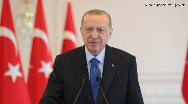 Erdoğan, Kızılcahamam – Çerkeş tünelinin açılışına katıldı