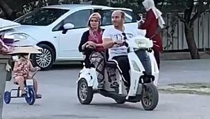 Aksaray'da Bedensel engelli sporcunun elektrikli motosikletini çaldılar