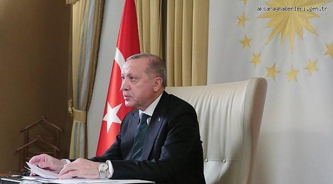 Erdoğan, Ekonomik İşbirliği Teşkilatı 14. Liderler Zirvesinde katıldı