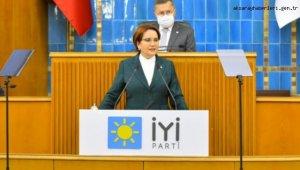 İYİ Parti'den Uygur Türklerine ilişkin önerge