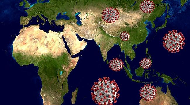 Koronavirüs salgınında vaka sayısı 11 bin 520'ye ulaştı