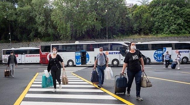 Otobüs seyahatlerinde 'Akıllı Sefer' uygulaması başladı