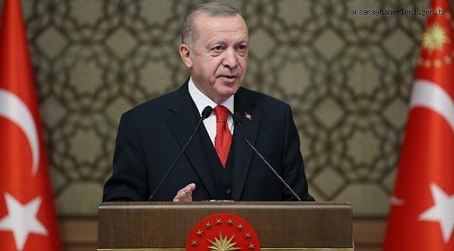Cumhurbaşkanı Erdoğan, değerlendirme toplantısı sonrası konuştu