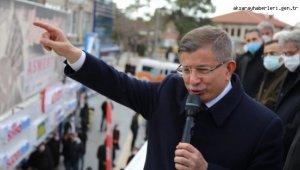 """Davutoğlu: """"Darbe heveslilerine geçit verilemez"""""""