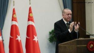 Erdoğan, Hasankeyf-2 köprüsü açılış törenine katıldı