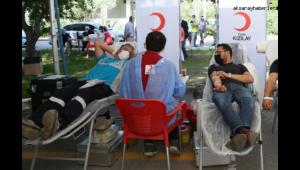 ASKİ ve Türk Kızılayı'ndan ortak kan bağışı kampanyası