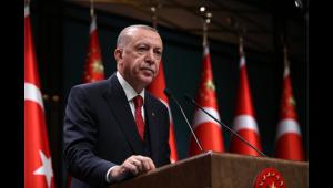 Cumhurbaşkanı Erdoğan, Çamlıca Kulesi'nin açılış töreninde konuştu