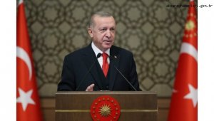 """Erdoğan: """"Bayramdan sonra kontrollü normalleşme adımları atacağız"""""""