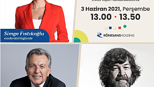 """Geleceğin vizyonerleri, Rönesans Holding'in """"Trend Topic: Sürdürülebilirlik"""" Webinarında Buluşacak"""