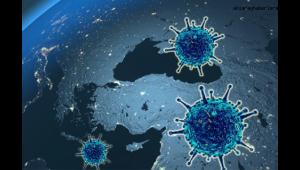 Koronavirüs salgınında vaka sayısı 6 bin 169'a ulaştı