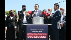 Saadet Partisi 'Geçim İttifakı'nı başlattı