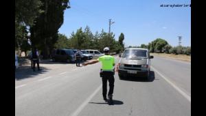 """Ülke genelinde eş zamanlı """"Türkiye Güven Huzur Uygulaması"""" gerçekleştirildi"""