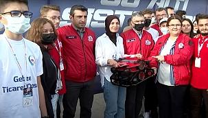ASÜ E-MİCRO EKİBİ TEKNOFEST'E DAMGA VURDU