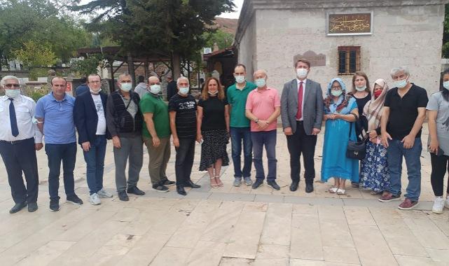 'Oklarla Dans' Türkiye Turunda Aksaray'a geldi