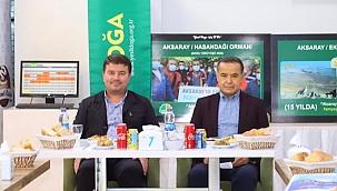 ÇEVRECİ KURULUŞLAR ''ÖNCE AKSARAY'' DİYEREK TOPLANDILAR