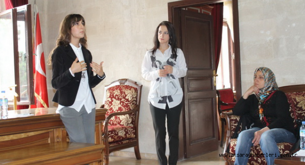 Kadın Danışma Merkezi'nden Engelli Ailelerine Psikolojik Destek