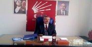 CHP İL BAŞKANI TOPRAK 'BAŞBAKAN'A DARBE YAPILMIŞTIR'